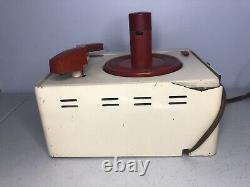 1949 RCA VICTOR Victrola Disney Alice in Wonderland 45 Record Player 45-EY-26
