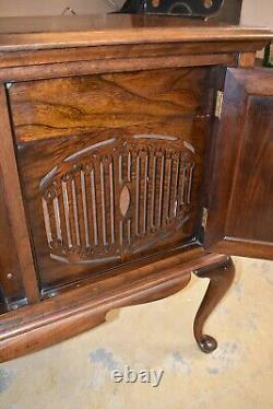 Antique Best Tone Phonograph Record Player, Victrola