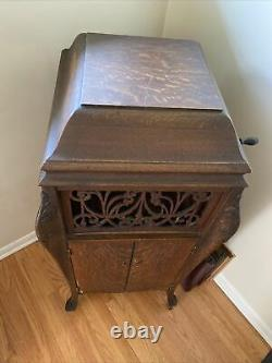 Antique SONORA Hand Crank Victrola Record Player Phonograph Minuet ca. 1916