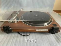 Micro direct drive disc player Turntable Record player Working FedEx