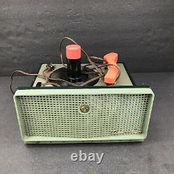 RCA Victor 45 RPM Record Player 7-EY-2HH Victrola Deluxe 3 Parts Or Repair
