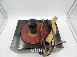 RCA Victor Record Player Phonograph Victrola 45-J Vintage