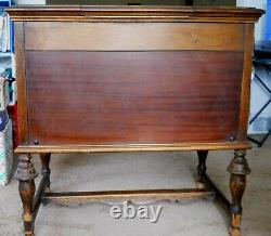 VICTOR Orthophonic Victrola 1927 Granada 78 rpm Phonograph Player