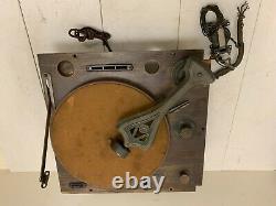 Victor/Victrola Talking Machine Company Record Player Phonograph