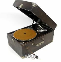 Victor/Victrola Talking Machine Company VV-50 Portable Record Player USA