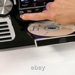 Victrola 50's Retro Record Player Stereo Bluetooth USB Encoding CD V50-200
