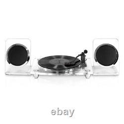 Victrola Acrylic 40 Watt Bluetooth Record Player