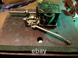 Victrola Phonograph Record Player Parts