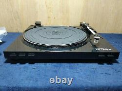 Victrola USB Fully Automatic Record Player + 2 Vinyl Disks Read Disc