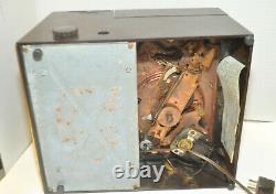Vintage 1954 Victrola RCA Victor 45-HY-4 Record Player for Restoration