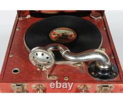Vintage Polk Concert Record Player