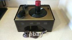 Vintage VICTROLA RCA VICTOR Record Player MODEL 45-EY-2 Serviced
